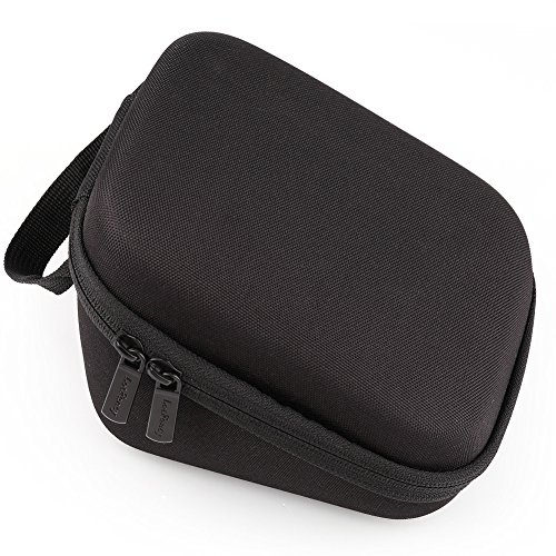 Hard Case Travel Bag for Omron BP742N 5 Series Upper Arm Blood Pressure Monitor with Cuff That fits Standard and Large Arm