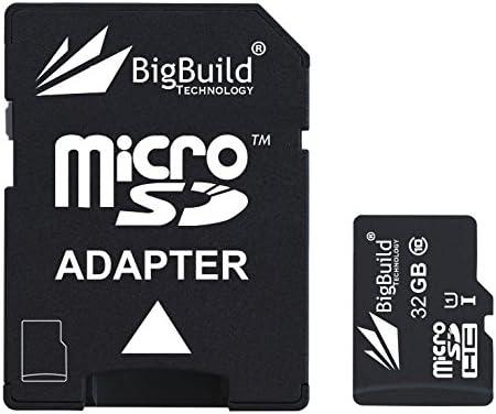 32GB Memory Card for Nextbase Dash Cam In Car Camera C10