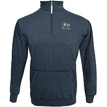 Alta Gracia NCAA Men's Quarter Zip Pullover Jacket