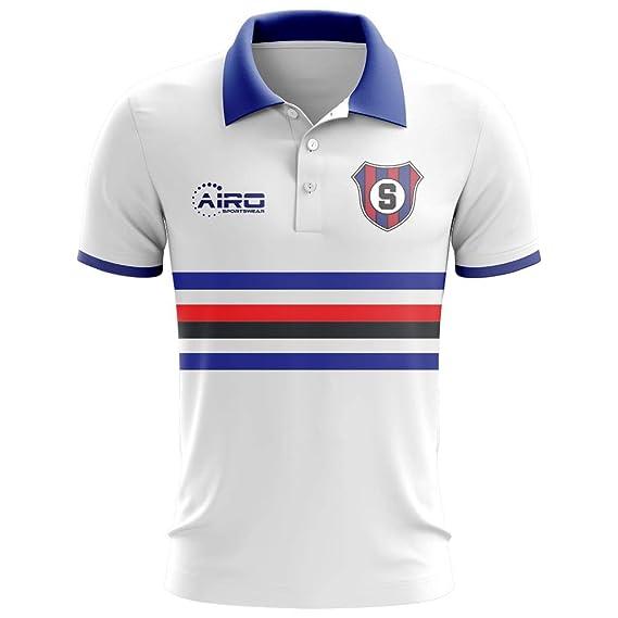 Airosportswear 2019-2020 Sampdoria Away Concept Camiseta de fútbol ...