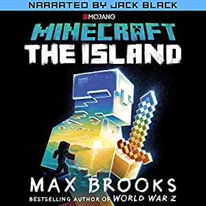 Minecraft: The Island (Narrated by Jack Black) Audiobook