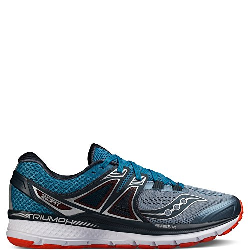Saucony Men's Triumph ISO 3 Running Shoe