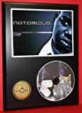 #10: Notorious Big Limited Edition Picture Disc CD Rare Collectible Music Display