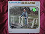 Heartbreak Trail A Tribute to the Sons of the Pioneers by Hank Snow on RCA Victor LPM-3471 Mono Dynagroove Recording in Ex Condition