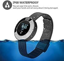 Garsent X6 Smartwatch, reloj inteligente Bluetooth para ...