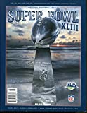 Super Bowl XLIII 43 Program Pittsburgh Steelers v Arizona Cardinals NMT 29606