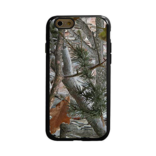 [해외]Guard Dog Pine and Oak Camo Hybrid Case for iPhone 6  6SGuard Glass Screen Protector Black / Guard Dog Pine and Oak Camo Hybrid Case for iPhone 6  6SGuard Glass Screen Protector, Black