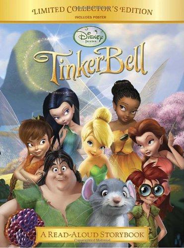 Tinker Bell (Disney Tinker Bell) (Read-Aloud -