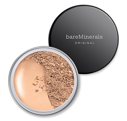 Bare Escentuals Bareminerals Original Foundation SPF 15 (Medium Biege) (0.28Oz) 8G by Bare Escentuals