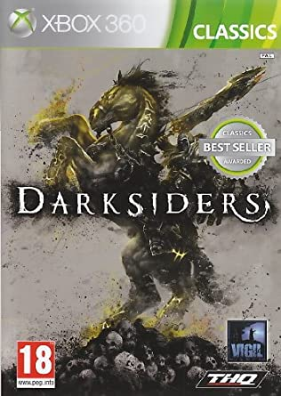 Amazon Com Darksiders Classics Xbox 360 By Games Outlet Video Games
