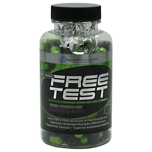 Applied Nutriceuticals Free Test 100 ea