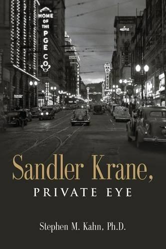 Sandler Krane, Private Eye