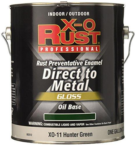 True Value XO11-GL XO-Gallon Hunter Green Gloss ()