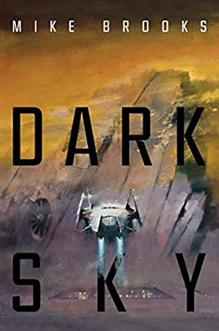 book cover of Dark Sky