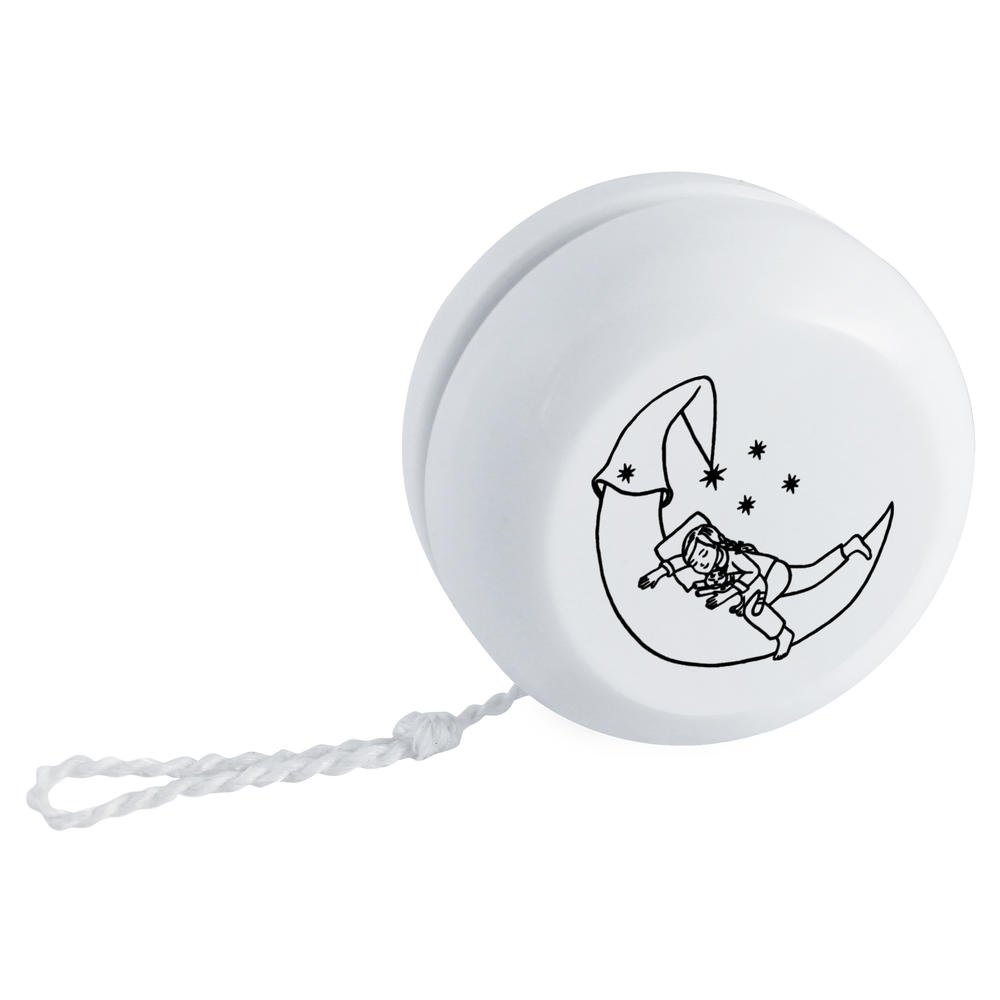 Azeeda 'Lunar Child' Retro Style Yo-Yo (YY00003945)