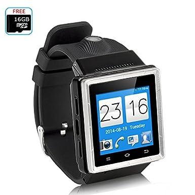 zgpax S6 reloj teléfono – 3 G, Android 4.4, procesador de doble núcleo,