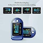 Goeco-Pulsossimetro-da-Dito-Saturimetro-Dito-Portatile-con-Allarme-SPO2-Display-OLED-Ossimetro-di-Sangue-per-Domestico-Fitness-e-Sport-estrem