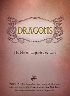 Dragons: The Myths, Legends, and Lore [DeckleEdge] (1440562156) | Amazon Products