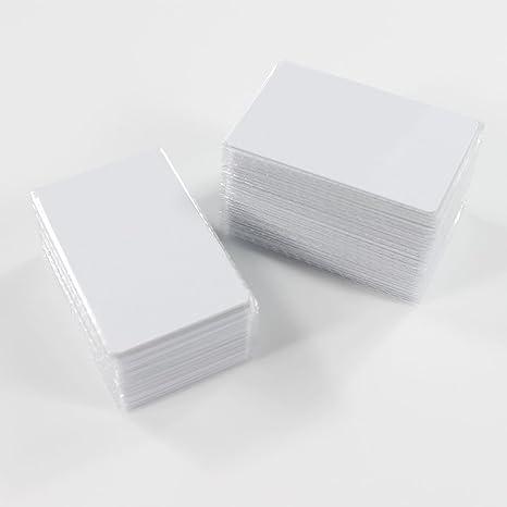 CR80 125 KHz RFID tarjetas de escritura T5577 T5557 vacío en ...