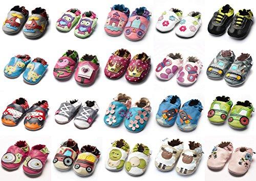 Amsomo By Sole Designed Jinwood Chaussures Bébé garçon Pink Pour Souple Soft Garden 1xUqRw4