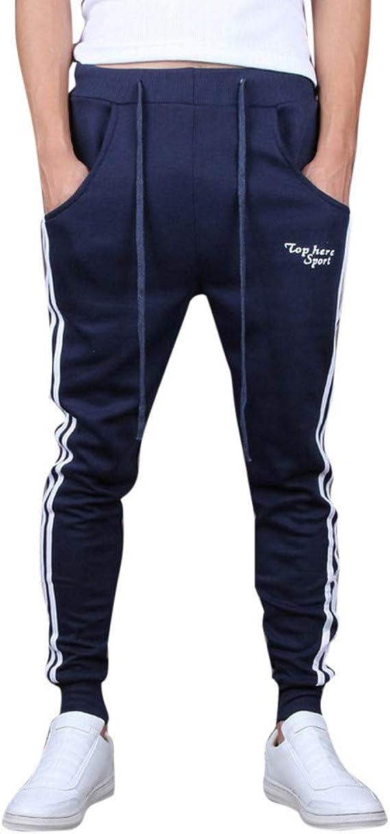 FELZ Pantalón Deporte Hombre con Bolsillos, Pantalones de chándal ...