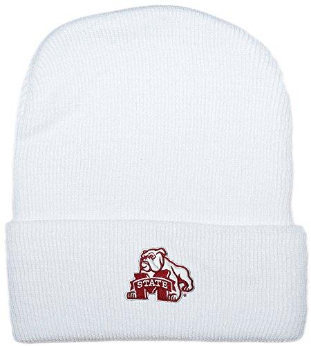 (Creative Knitwear Mississippi State University Bulldogs Newborn Knit Cap)