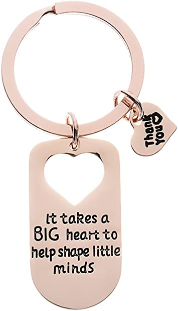 Show Your Teacher Appreciation Teacher Gift Teacher Jewelry Infinity Collection Teacher Keychain