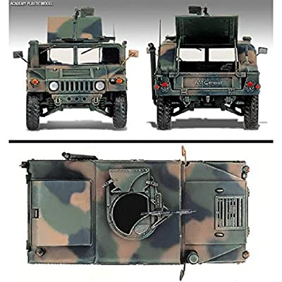 Academy 1/35 M1025 Armoured Carrier # 13241: Toys & Games