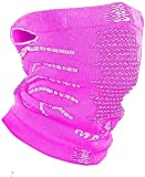 KOOOWO ネックウォーマー フェイスマスク スポーツマスク 防寒 防風 花粉症に対策 男女兼用 息苦しくない バイク用品、バイク、自転車、スキー、スノーボード、キャンプ、アウトドア、野外のスポーツ、登山、通勤、通学 全3色
