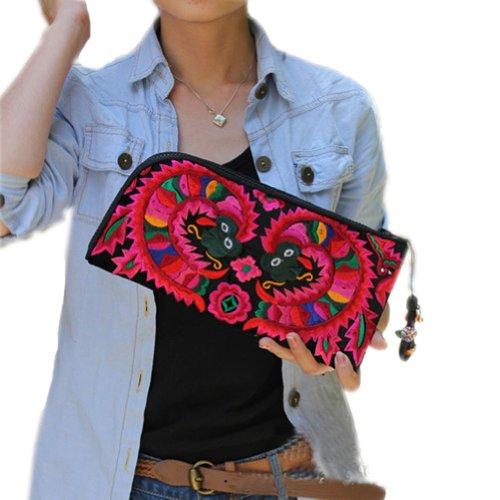 Totem Embroidery Needlecrafts Handmade Embroidery, Handbag / Shoulder (Free Needlepoint Patterns)