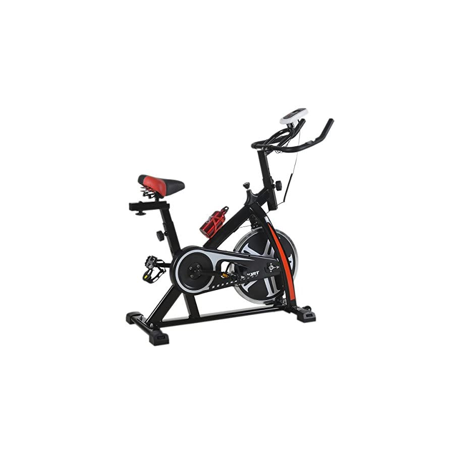 FDW Bicycle Cycling Fitness Exercise Stationary Bike Cardio Home Indoor