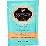 Hask Monoi Coconut Oil Nourishing Deep Conditioner 1.75 oz (Pack of 3)