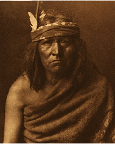 11 x 14 Old Tin Metal Signs Apache Renegade Native American Indian Photo wall art