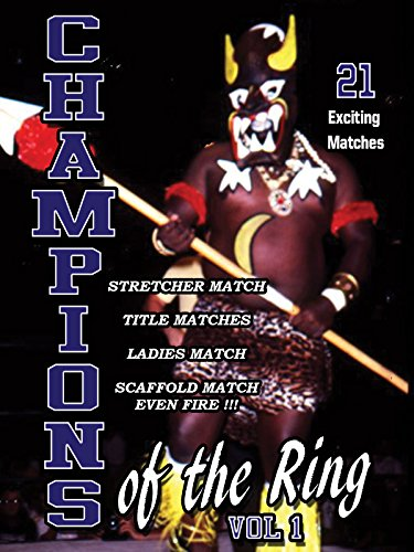 Champions Of The Ring Volume 1 (Rockers Tommy)