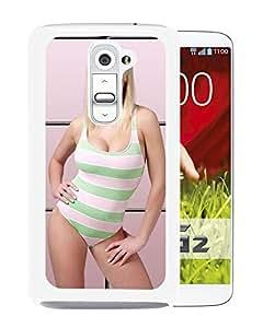 Gemma Atkinson Swimsuit (2) Durable High Quality LG G2 Phone Case