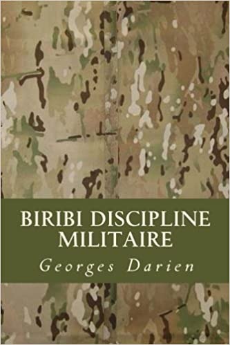Biribi: Discipline Militaire by Georges Darien (French) Paperback Book Free Ship