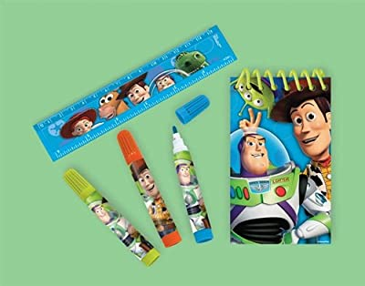 1 X Toy Story Stationary Set