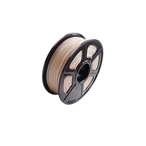 ZHQEUR 3D Warhorse Real Wood PLA Impresora 3D Filamento Filamento ...