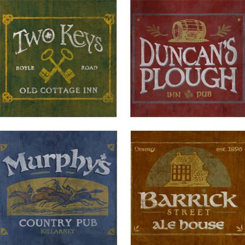 Pub Bar Coasters - 5