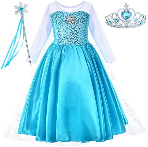 Princess Costume Accessories Toddler Little