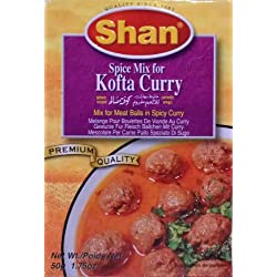 Shan Kofta Curry Mix - 50g (Pack of 6)
