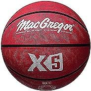 Multicolor Basketballs, Intermediate Size