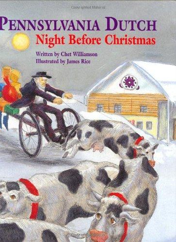 Pennsylvania Dutch Night Before Christmas (The Night Before Christmas Series) ebook