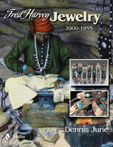 Fred Harvey Jewelry: 1900 - 1955 (Fred Jewelry)
