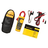 Fluke 324 40/400A AC, 600V AC/DC True-RMS Clamp Meter with Temperature, and Capacitance Measurements