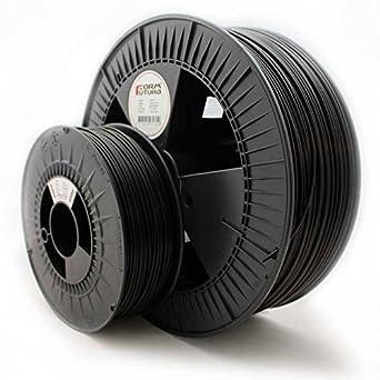 FormFutura 2,85 mm Premium PLA - fuerte negro - Impresora 3d ...