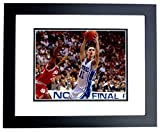 Bobby Hurley Signed Photo - 8x10 inch BLACK CUSTOM FRAME Guaranteed to pass or JSA - PSA/DNA Certified