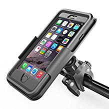 "Bike Mount For OtterBox Defender Case - iPhone 6 Plus 5.5 and iPhone 6S Plus 5.5"" (case not included) (Quick Release Handlebar Dock)"