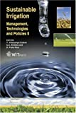 Sustainable Irrigation Management, Technologies and Policies II