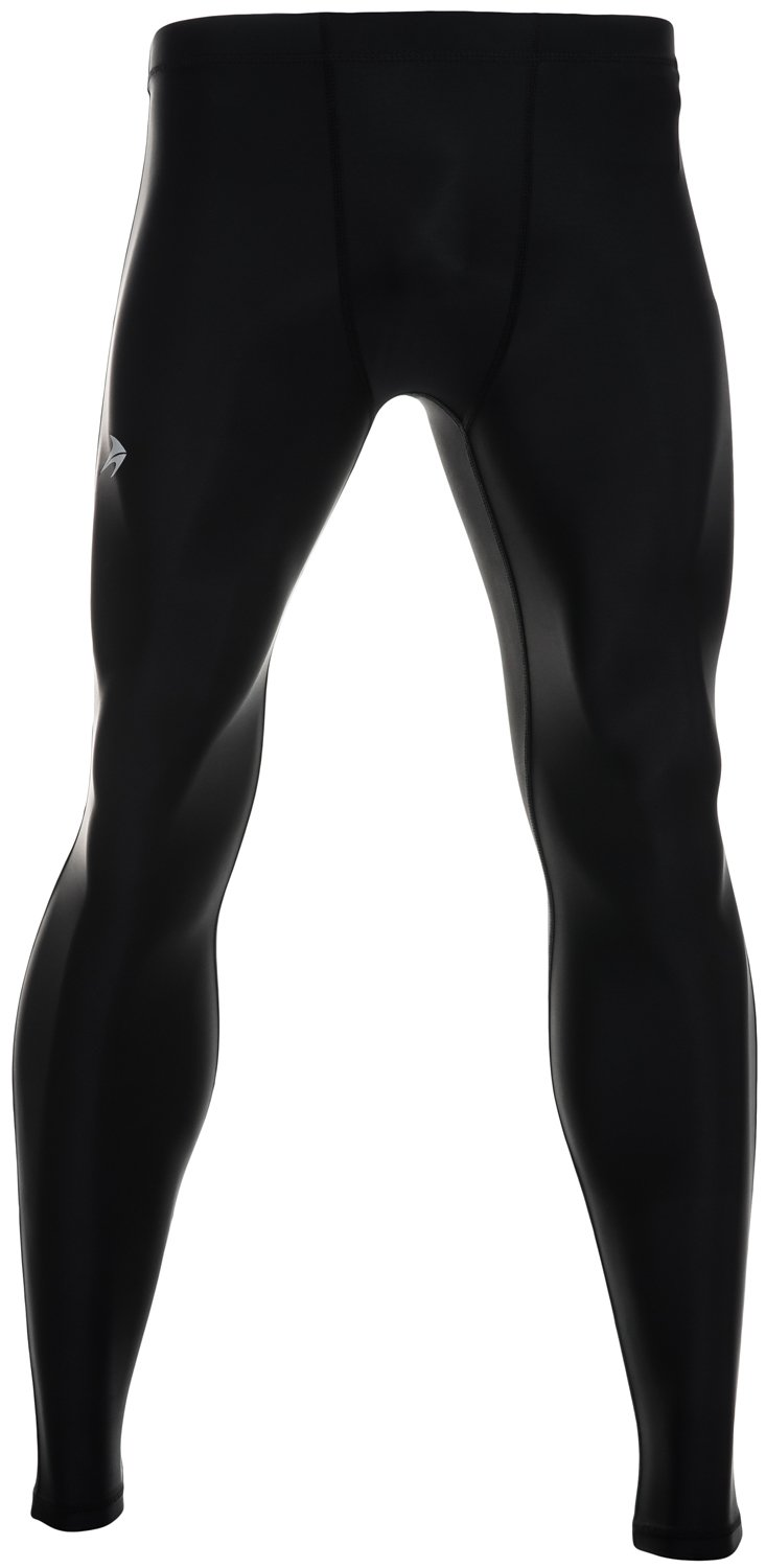 a126239f0abb9 Men's Compression Pants - Workout Leggings for Gym, Basketball, Cycling,  Yoga, Hiking - Rash Guard + Performance Running Tights - Athletic Base  Layer ...